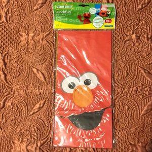 Sesame Street Linch Fun Paper Bags Grab Bags Party